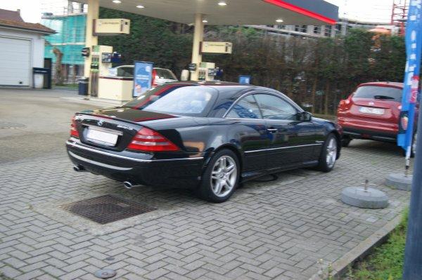 Mercedes CL C215 55 AMG 1999