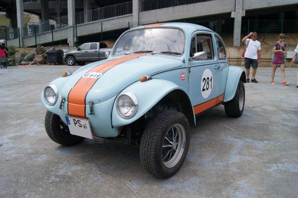 Volkswagen Coccinelle Baja 1967