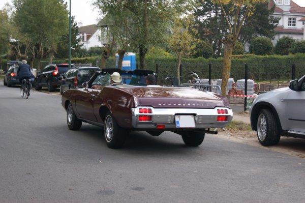 Oldsmobile Cutlass 1971