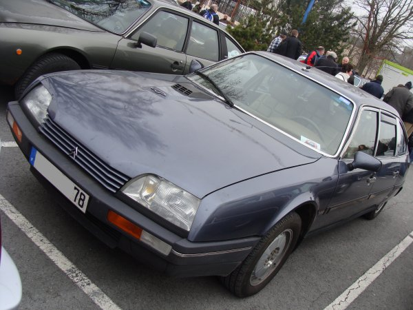 Citroën CX 25 Prestige Turbo 1985