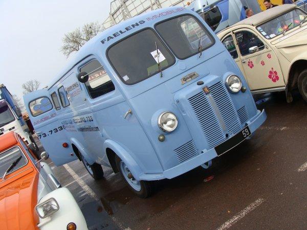 Peugeot D3B 1952