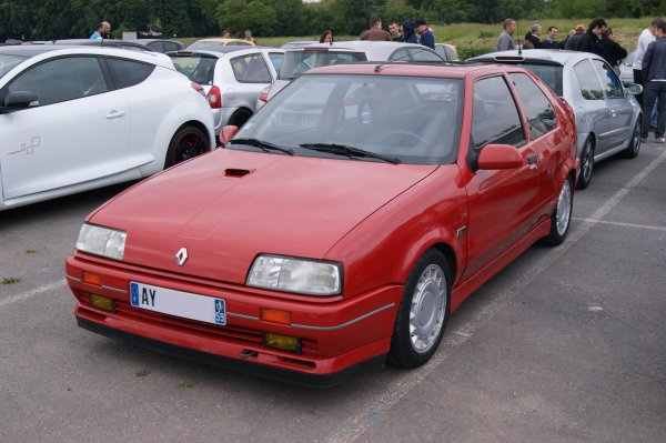 Renault 19 16S 1990