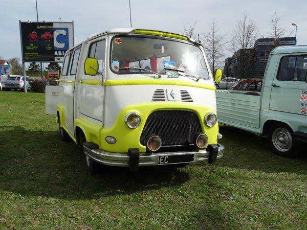 Renault Estafette 1965