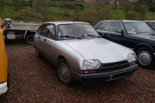 Citroën GSA Chic 1984