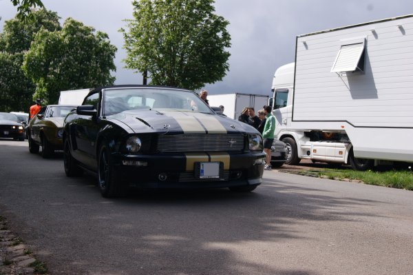 Shelby GT 500 H 2007