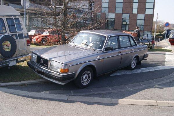 Volvo 240 GLE 1984