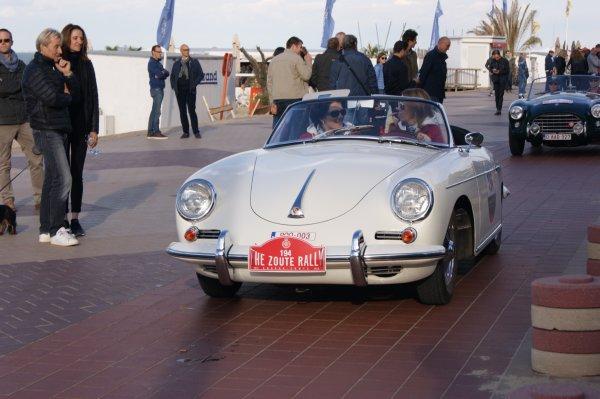 Porsche 356 BT5 Roadster 1959