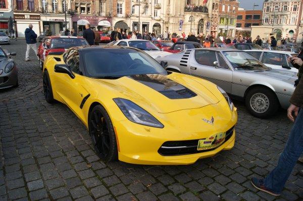Chevrolet Corvette C7 2013