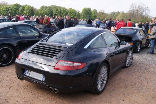 Porsche 997 Targa 4S 2006