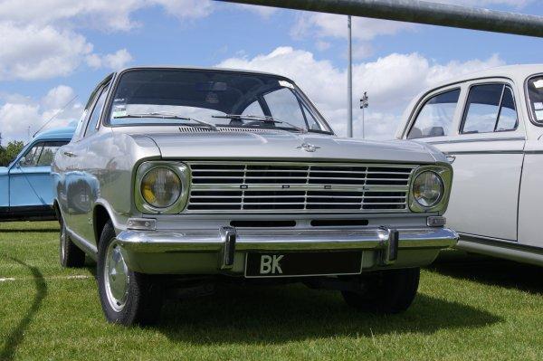 Opel Kadett B Kiemen 1968