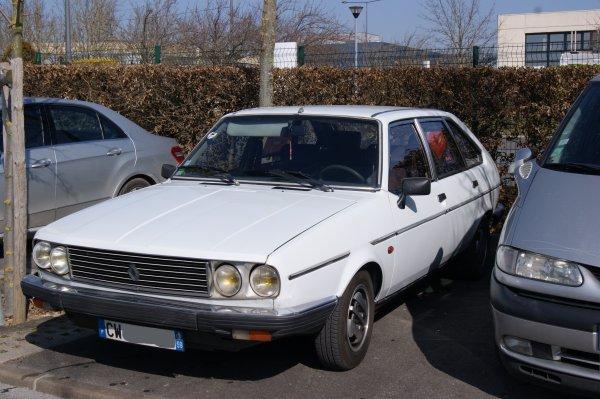 Renault 30 1982