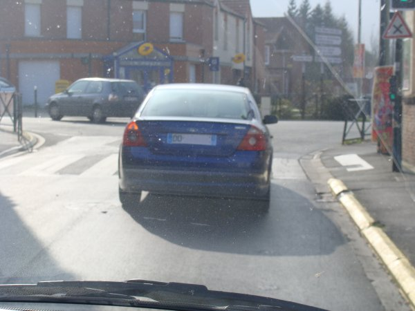 Ford Mondeo ST 220 2003