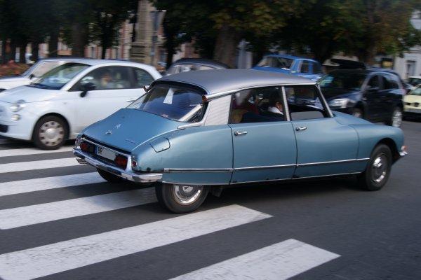 Citroën DSuper 1969