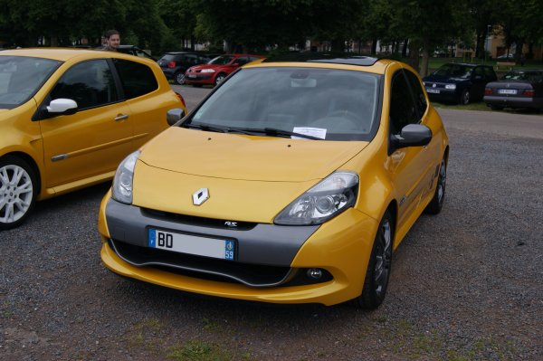 Renault Clio RS 2010