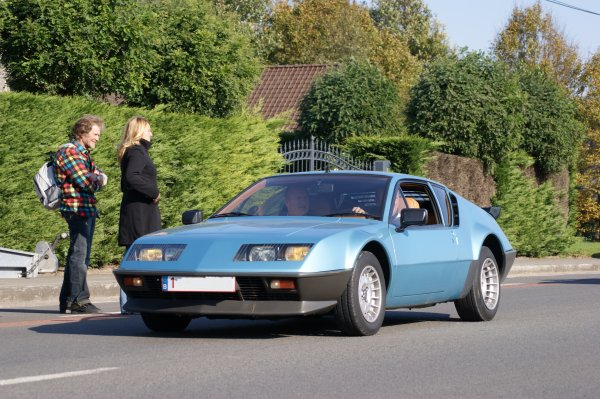 Alpine A 310 V6 1982