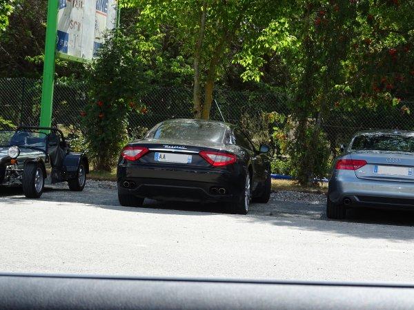 Maserati Granturismo S Auto 2009