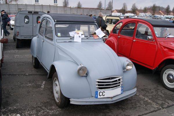 Citroën 2 CV AZA 1968