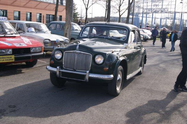 Rover P4 75 1955