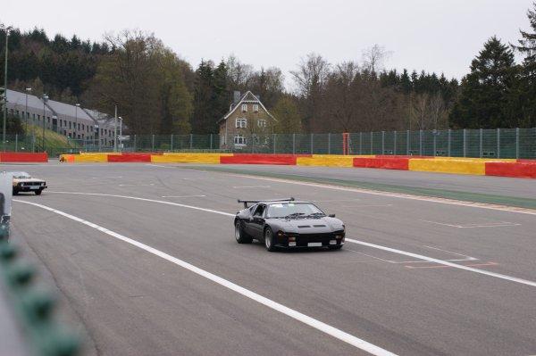 De Tomaso Pantera GT5S 1989