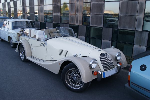 Morgan Plus 4 Tourer 2004
