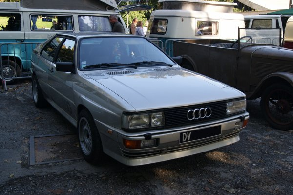 Audi Quattro 1984