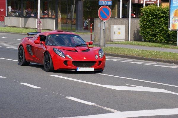Lotus Exige S2 2004