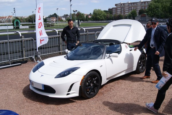 Tesla Roadster Sport 2.5 2010