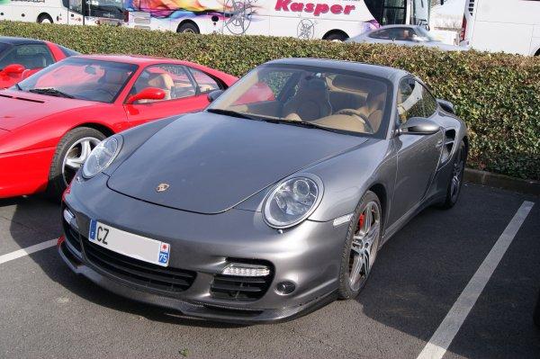 Porsche 997 Turbo 2006