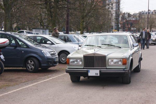 Rolls-Royce Silver Spirit 1980