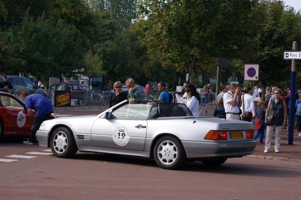 Mercedes 500 SL R129 1993