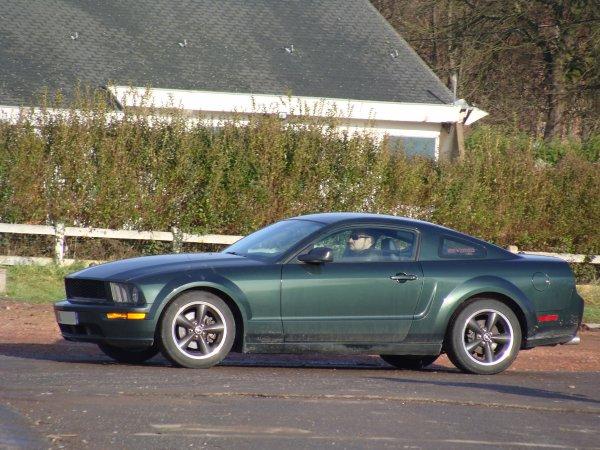 Ford Mustang Bullitt 2008