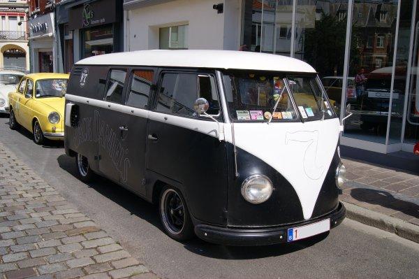 Volkswagen Transporter T1 1957