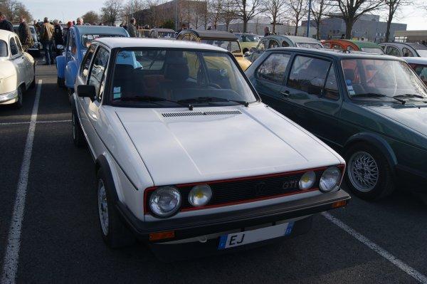 Volkswagen Golf 1 GTI 1982
