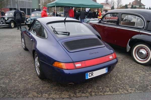 Porsche 993 Carrera 2 1993