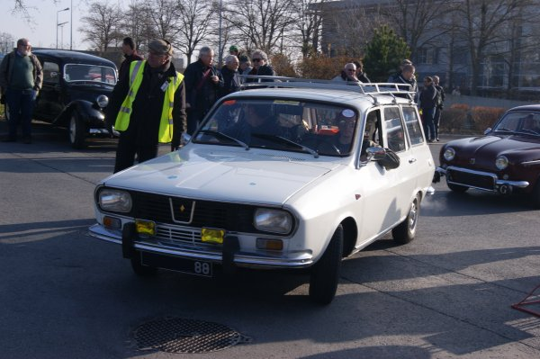 Renault 12 break 1970