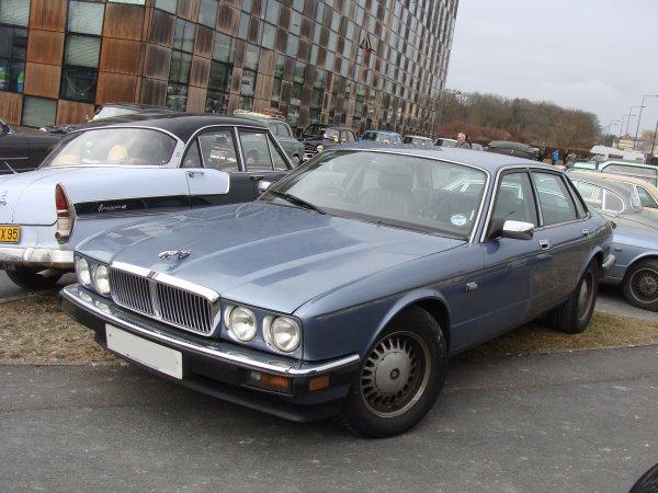 Jaguar XJ6 XJ40 1986