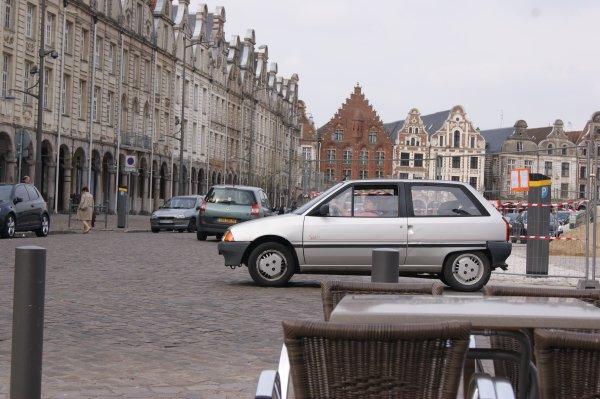 Citroën AX Saxo 1991