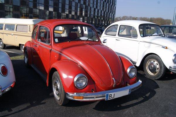 Volkswagen Coccinelle 1974