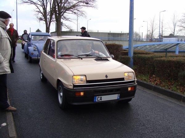 Renault 5 L 1982