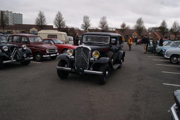 Citroën Rosalie 15 1934