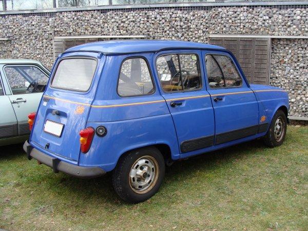 Renault 4 Sixties 1985