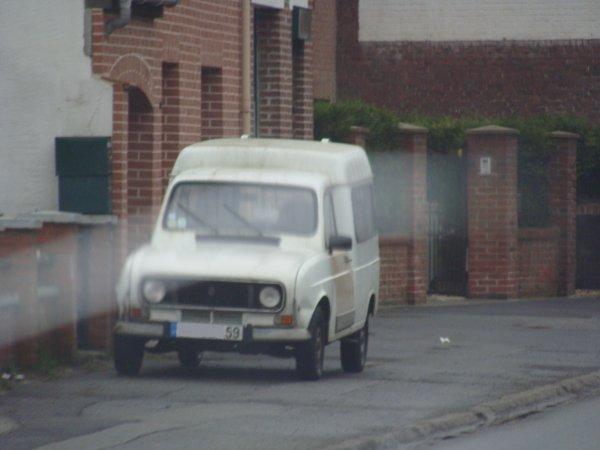 Renault 4 F6 1981