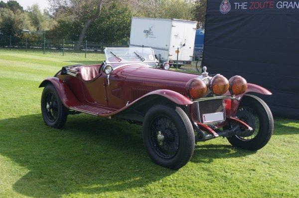 Alfa Romeo 6C 1750 Grand Sport 1930
