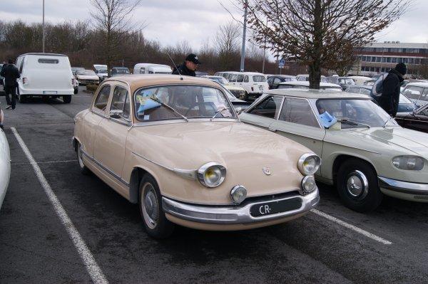 Panhard 17 1963