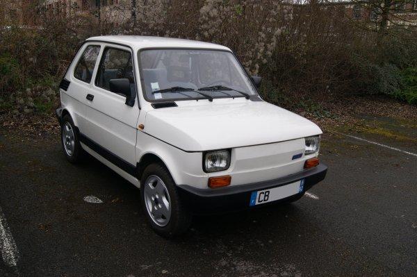 Fiat 126 Bis 1986