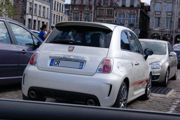 Abarth 500 595 Turismo 2013