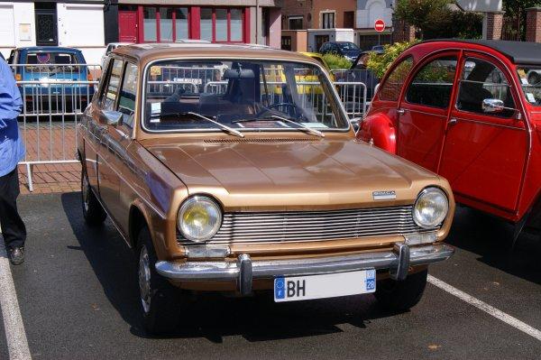 Simca 1100 GLS 1971