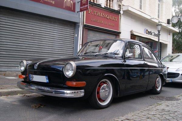 Volkswagen 1600 TL 1969