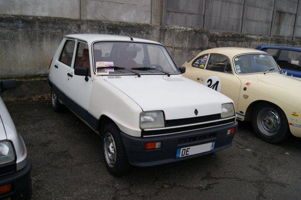 Renault 5 GTL 1982