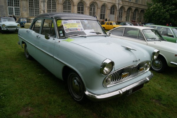 Simca Ariane Miramas Super Luxe 1961